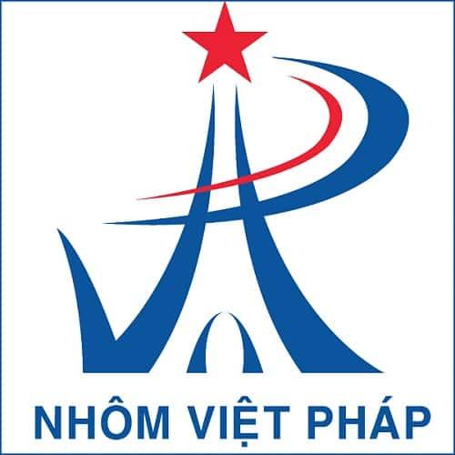 Logo Nhom Viet Phap