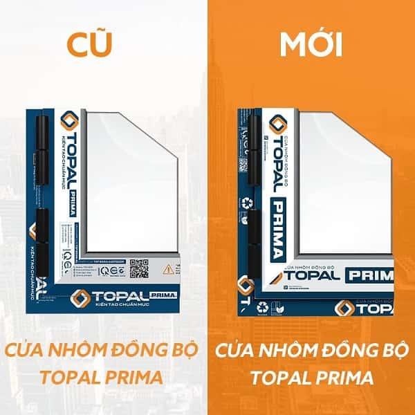 hệ Topal Prima của thương hiệu Austdoor