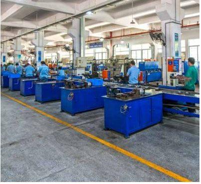 công nghệ sản xuất phụ kiện kinlong