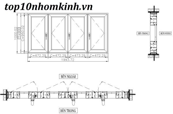 BAN-VE-CAD-CUA-SO-NHOM-XINGFA-HE-55