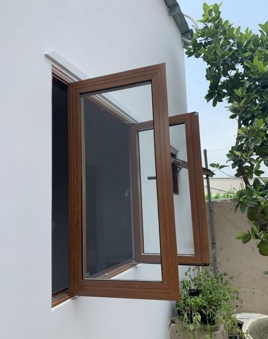 Cửa sổ nhôm kính 2 cánh